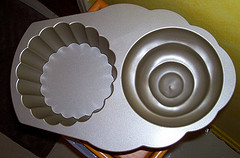 pan for cupcake cake