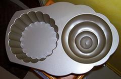 pan for cupcake cake